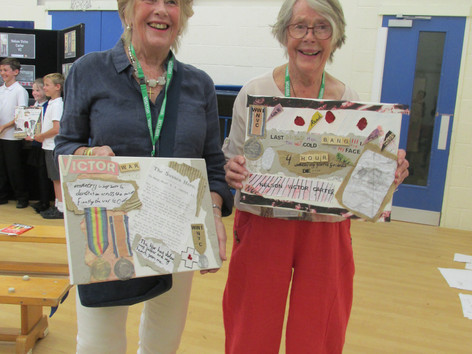 Langney History Host for Local Primary Schools