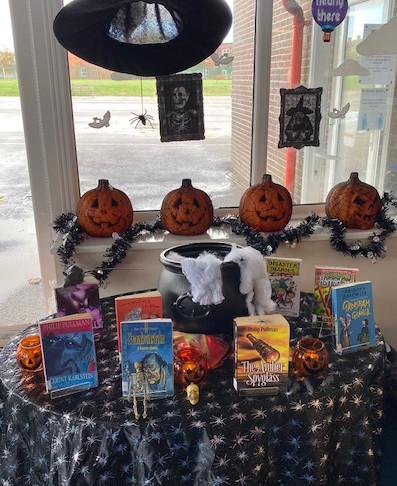 Spooky Stories at LPA!