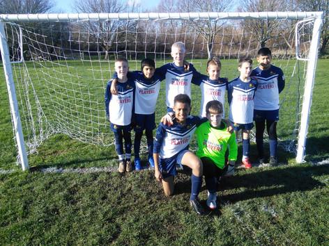 Boys Football Victories
