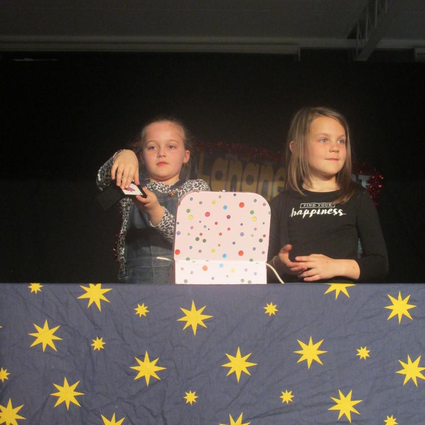 Langney's Got Talent - Evelyn and Eva