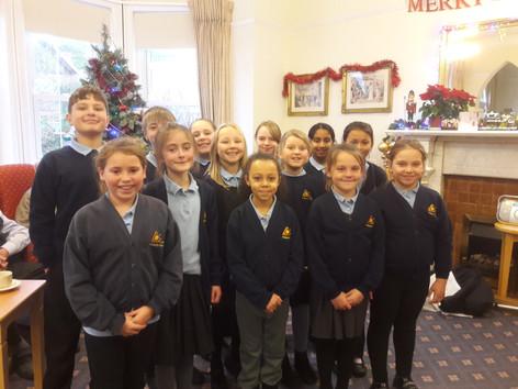 Langney Choir in tune