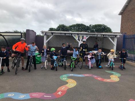 Bike to School 2018
