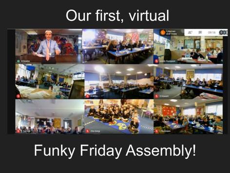 Funky Friday Returns!!