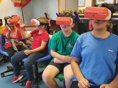 VR & AR in Science!