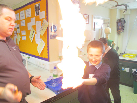 Bedes Gifted and Talented Taster Day