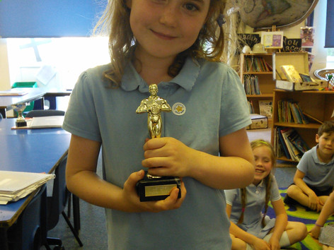 This Week's Oscar Award Winner!