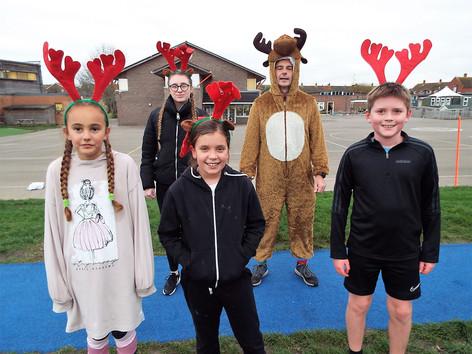 Reindeer Run Fun 2020!