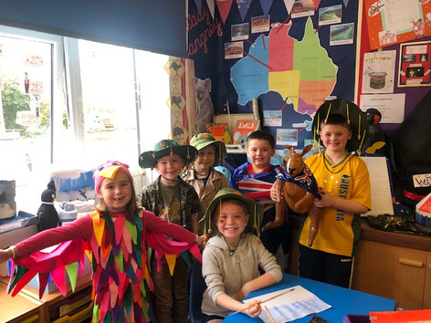 G'Day from Year 2!