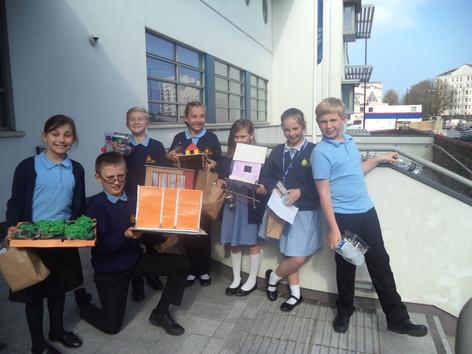 STEM Future Leaders Here at Langney Primary