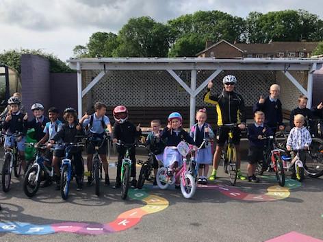 Bike to School Day 2019!