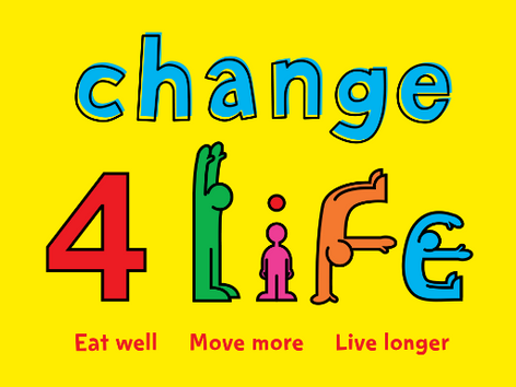 Change 4 Life Inspired Club Of The Year