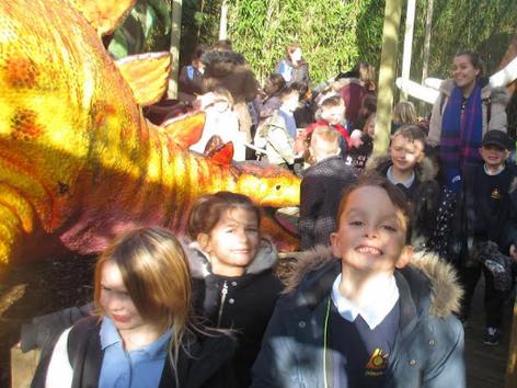 Dinosaur Fun in Year 1!
