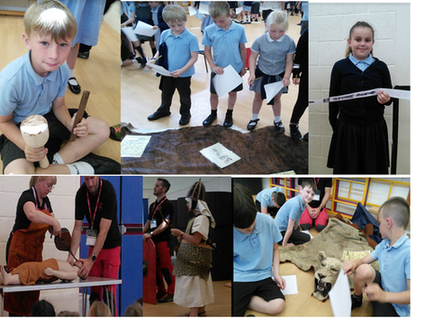 Ancient Egypt in Yr3