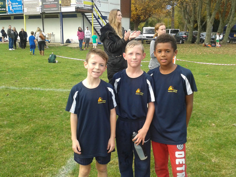 Eastbourne Cross-Country Competition