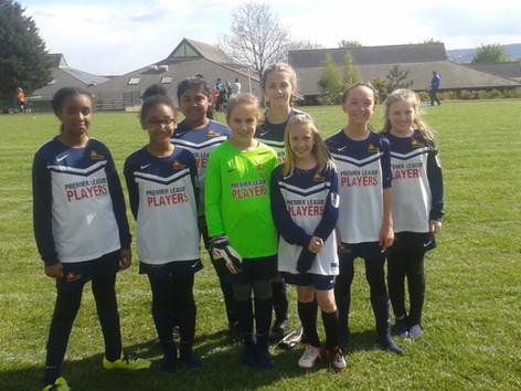 Langney Girls Football Update