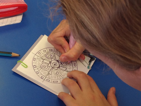 Anglo Saxon Jewellery in Year 5