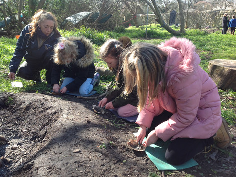 Bronze Age Outside Learning