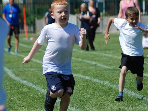 2017 Langney Sports Days