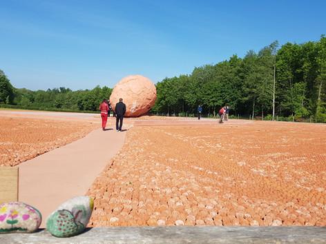 Our Soldier Stones in Belgium