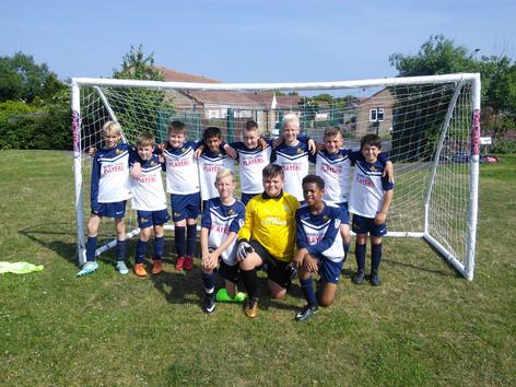 Football Team Reach Final