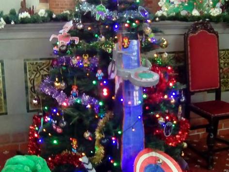 St. Andrew's Christmas Tree Festival