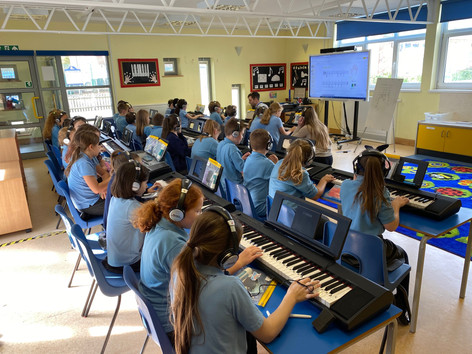 Year 5 Note Perfect!