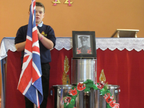 Remembrance Day Service