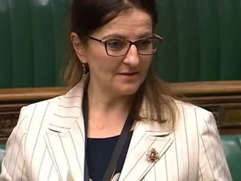 Eastbourne MP, Caroline Ansell, mentions Langney Primary Academy