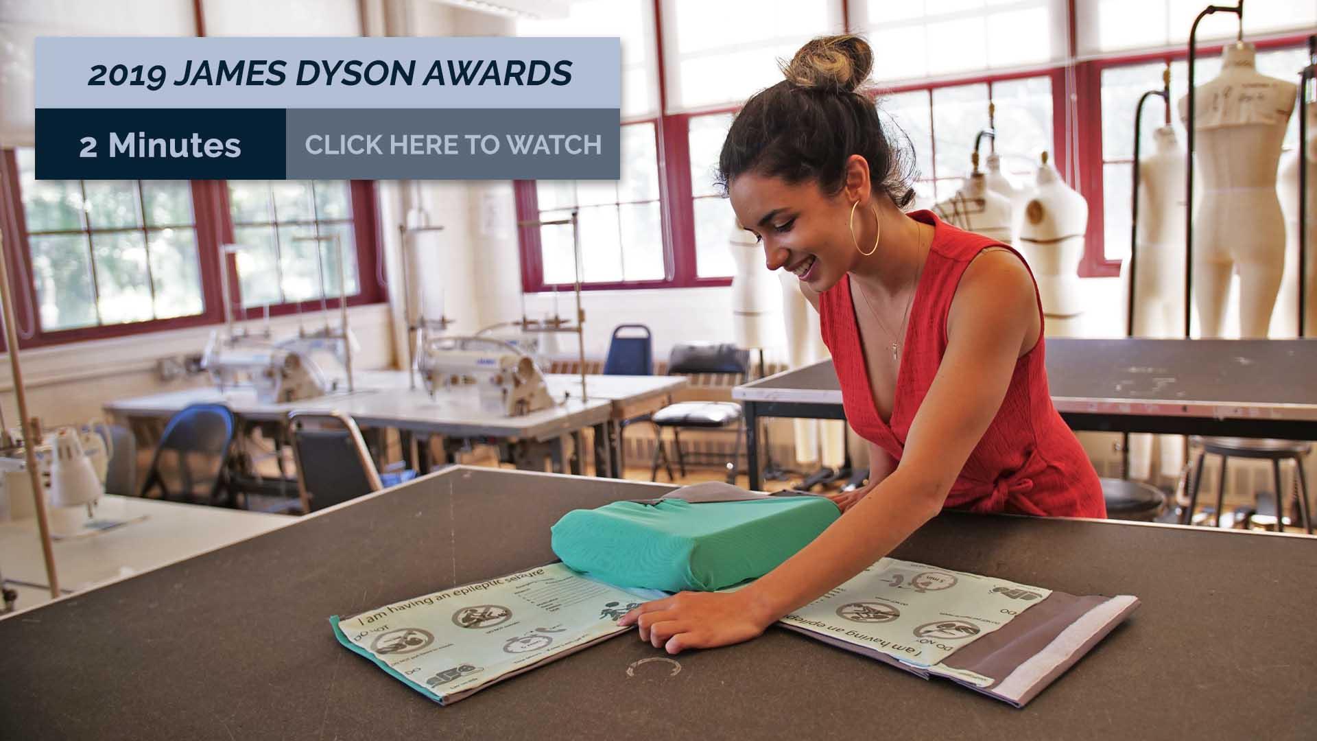 James Dyson US National Award Winner