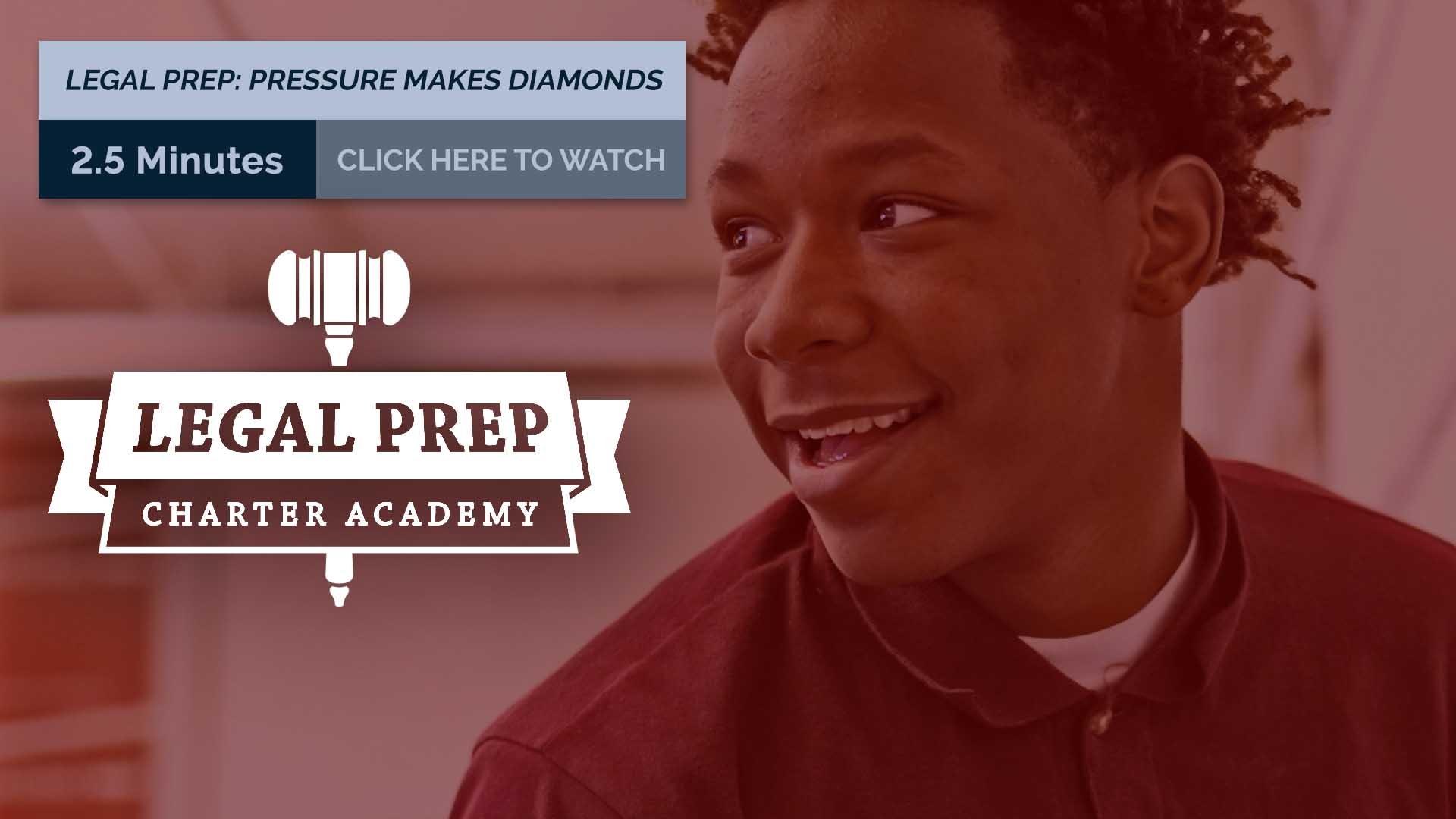 Pressue Makes Diamonds