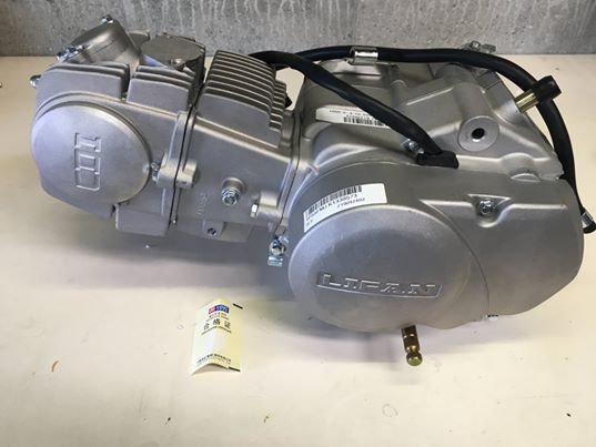 Lifan 140cc Engine - Kick Start