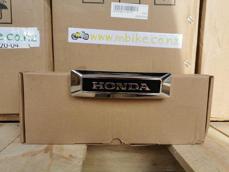 Honda Front Fork Emblem Kit