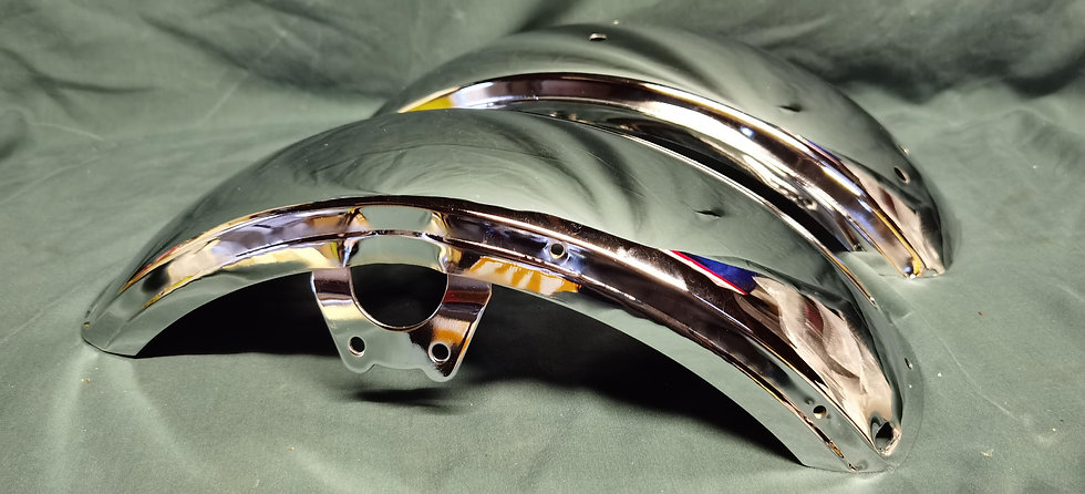 Metal Mud Guards for DAX copy