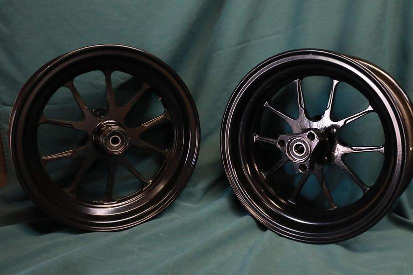 10'' Disc Brake Wheel Set