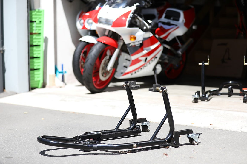 Motorbike Easy Mover Stand