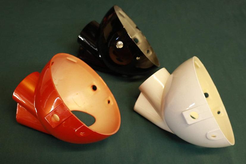 Plastic Headlight Bucket