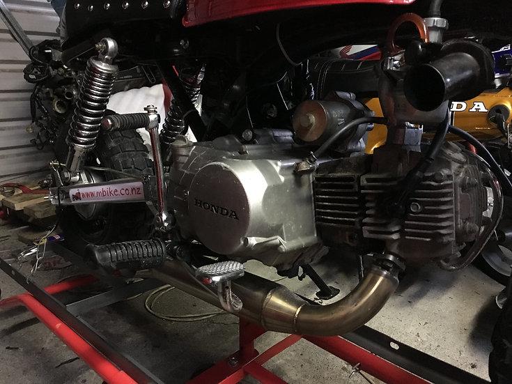 Used Honda 100cc Engine