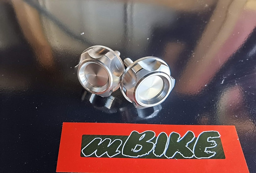 Alloy Handlebar Knobs