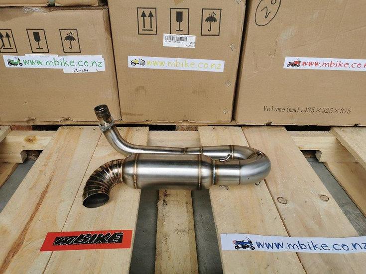Exhaust - Under Snake
