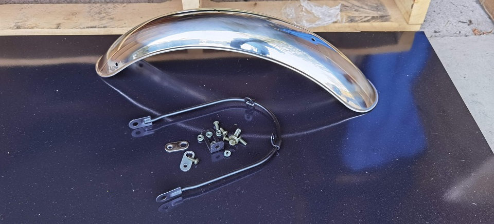 Front Mud Guard for C50