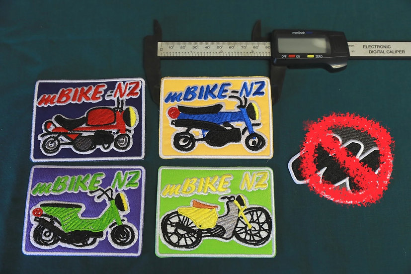 mBIKE Patches