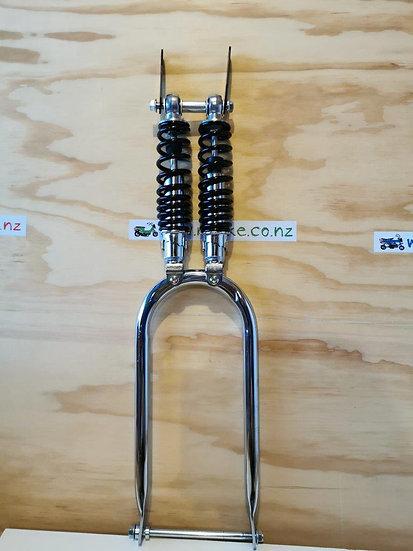 Cub Springer Front Forks