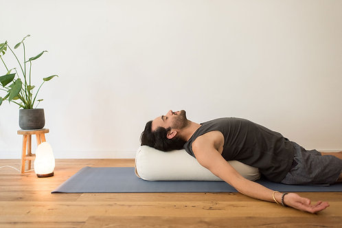 Lotuscrafts Yoga Bolster 24cm