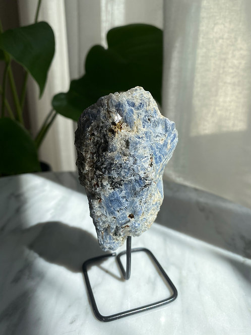 Kyanite on Stand