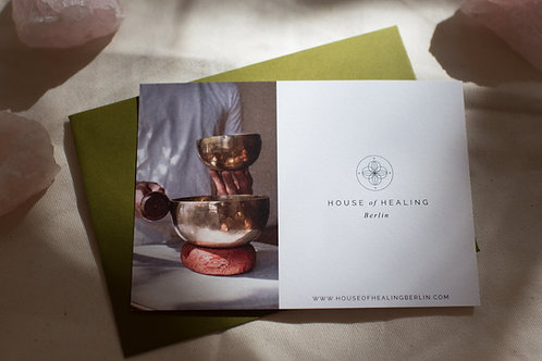 Gift Voucher - Choose your own amount