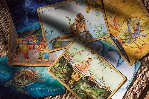 Shakti cards - Postcards