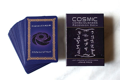 Cosmic Consciousness Ascension Deck by Jamye Price