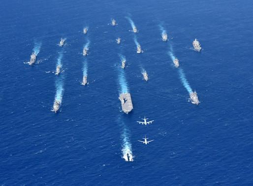 【防衛最前線】日本の自衛隊!!⑤海上自衛隊