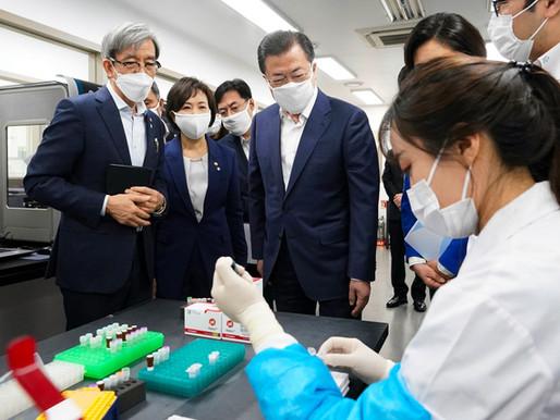韓国 PCRキットの提供検討 日本から「要請」が前提 どこまでもうえから目線の韓国