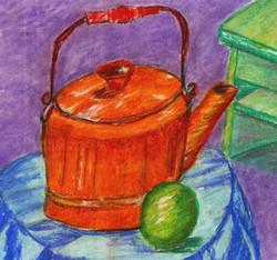 Orange Pot Spot